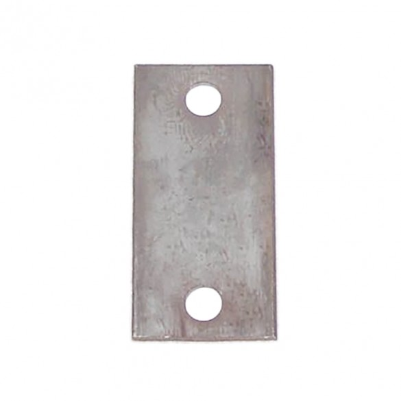 "3"" x 6"" x 1/4"" Domestic Floor Plates"