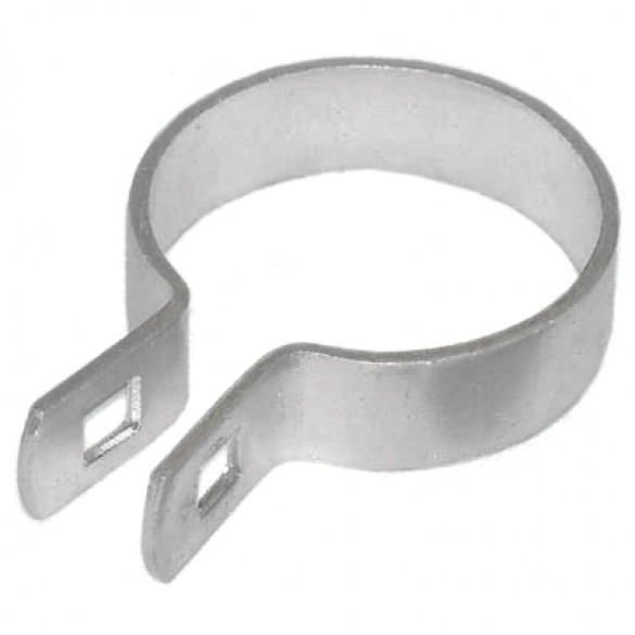 "3"" Domestic Brace Bands - 11 Gauge x 1"" (Fits 2 7/8"" OD)"