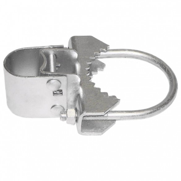 "3"" Domestic Bulldog Hinges (Fits 2 7/8"" OD)"