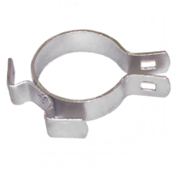 "2 1/2"" Domestic Clamp On Post Latches (Fits 2 3/8"" OD Posts)"