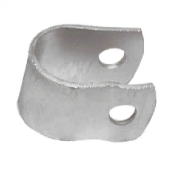 "2"" Domestic Gate Roller Brackets (Fits 1 7/8"" OD)"