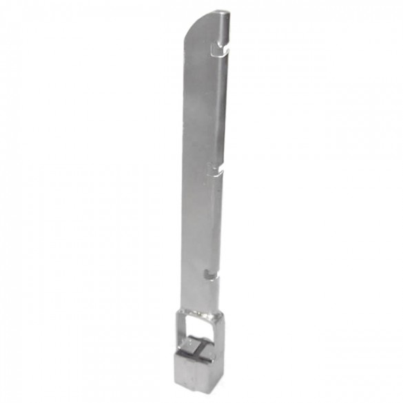 Heavy Domestic Vertical Barb Arms for C-Posts - Pressed Steel