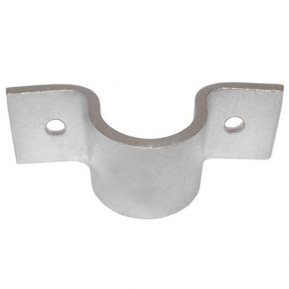 "2 1/2"" Domestic Pipe Support Clamps (Fits 2 3/8"" OD)"