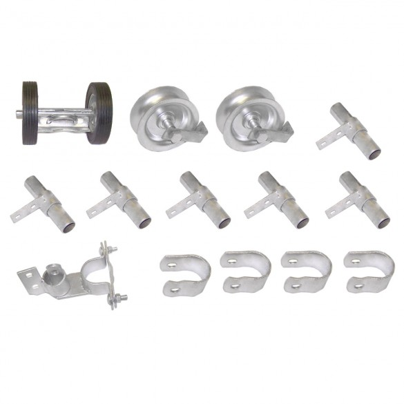 Domestic Rolling Gate Hardware Kit