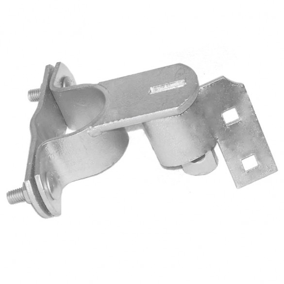 """1 5/8"""" or 2"""" Domestic Rolling Gate Latch (Fits 1 7/8"""" OD)"""