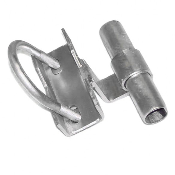 """2 1/2"""" or 3"""" Domestic Safety Universal Clamp On Holders (Fits 2 3/8"""" and 2 7/8"""" OD)"""