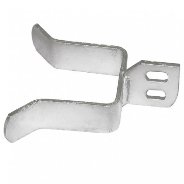 "1"" Domestic Square Drop Forks - Pressed Steel"