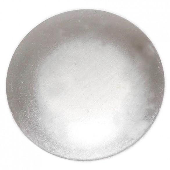 "4"" Domestic Pressed Steel Weld-On Cap"