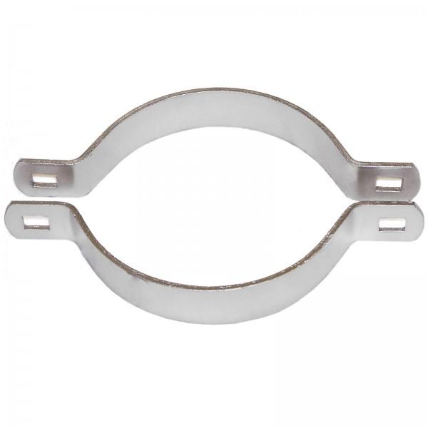 "3"" Domestic 2-Way Brace Bands - 11 Gauge x 1"" (Fits 2 7/8"" OD)"
