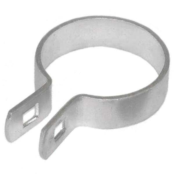 "2"" Domestic Brace Bands - 11 Gauge x 1"" (Fits 1 7/8"" OD)"