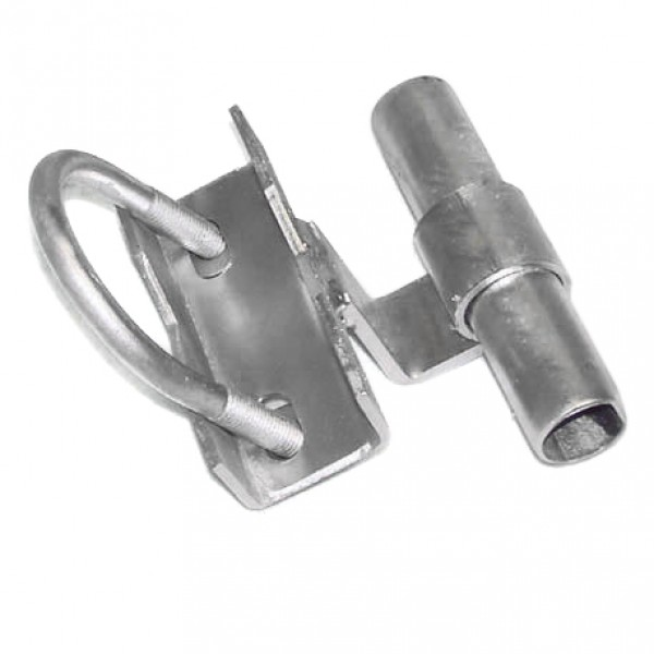 "2 1/2"" or 3"" Domestic Safety Universal Clamp On Holders (Fits 2 3/8"" and 2 7/8"" OD)"