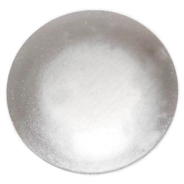 "1 7/8"" Domestic Pressed Steel Weld-On Cap"