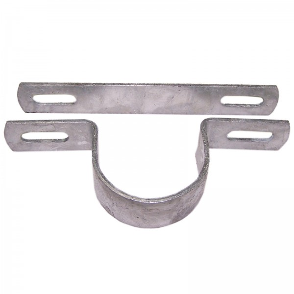 "1 5/8"" Domestic Welded Wire Clamps - 11 Gauge x 1"""