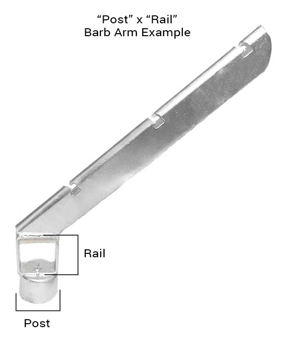 Barb Arm Diagram